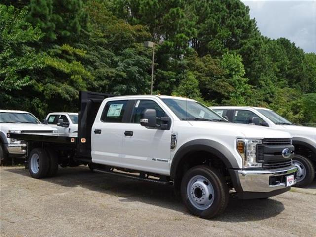 2018 F-450 Crew Cab DRW 4x2,  Knapheide Value-Master X Platform Body #18F251 - photo 4