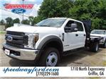 2018 F-450 Crew Cab DRW 4x2,  Knapheide Value-Master X Platform Body #18F251 - photo 1