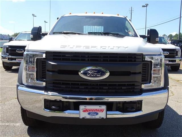 2018 F-450 Crew Cab DRW 4x2,  Knapheide Platform Body #18F265 - photo 3