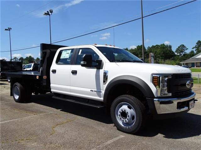 2018 F-450 Crew Cab DRW 4x2,  Knapheide Platform Body #18F265 - photo 4