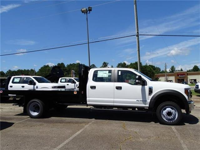 2018 F-450 Crew Cab DRW 4x2,  Knapheide Platform Body #18F265 - photo 5