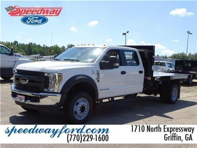 2018 F-450 Crew Cab DRW 4x2,  Knapheide Platform Body #18F265 - photo 26