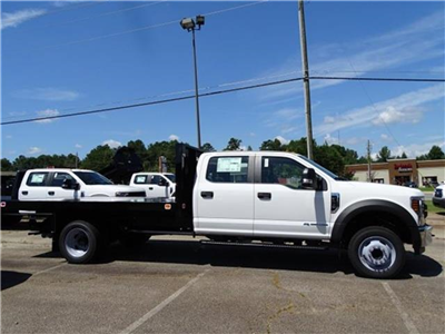 2018 F-450 Crew Cab DRW 4x2,  Knapheide Value-Master X Platform Body #18F265 - photo 5