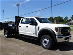2018 F-450 Crew Cab DRW 4x2,  Knapheide Value-Master X Platform Body #18F265 - photo 4