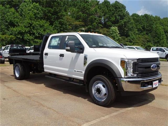 2018 F-550 Crew Cab DRW 4x2,  Knapheide Platform Body #18F282 - photo 4