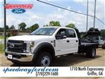 2018 F-550 Crew Cab DRW 4x2,  Knapheide Platform Body #18F282 - photo 1