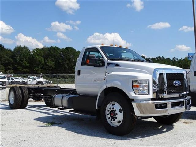 2018 F-650 Regular Cab DRW 4x2,  Cab Chassis #18F294 - photo 2