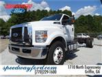 2018 F-650 Regular Cab DRW 4x2,  Cab Chassis #18F294 - photo 1