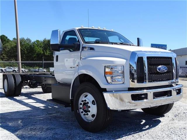 2018 F-750 Regular Cab DRW 4x2,  Cab Chassis #18F326 - photo 2