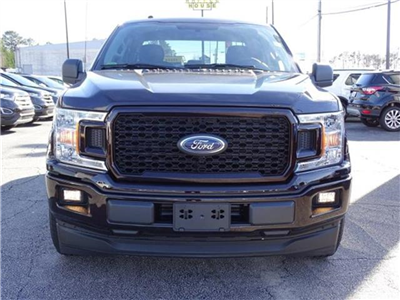 2018 F-150 Super Cab, Pickup #18T063 - photo 4