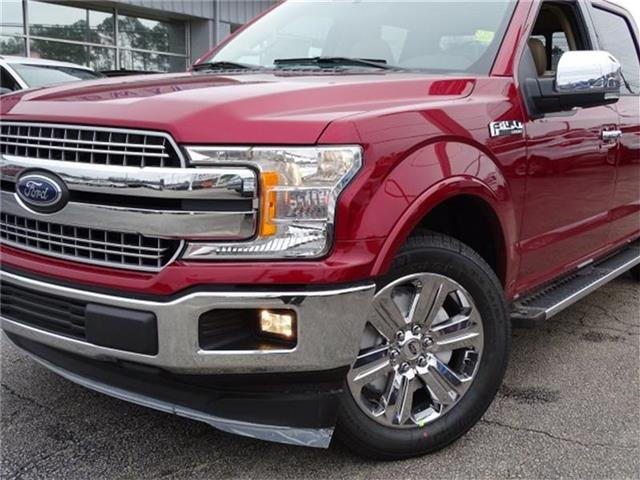 2018 F-150 SuperCrew Cab, Pickup #18T088 - photo 3