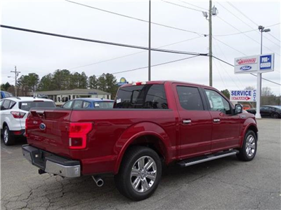 2018 F-150 SuperCrew Cab, Pickup #18T088 - photo 7