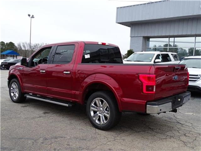 2018 F-150 SuperCrew Cab, Pickup #18T088 - photo 2
