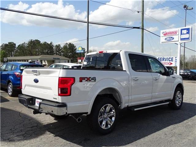 2018 F-150 SuperCrew Cab 4x4,  Pickup #18T122 - photo 7