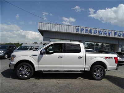 2018 F-150 SuperCrew Cab 4x4,  Pickup #18T122 - photo 9