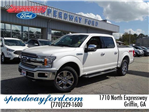 2018 F-150 SuperCrew Cab 4x4,  Pickup #18T122 - photo 1