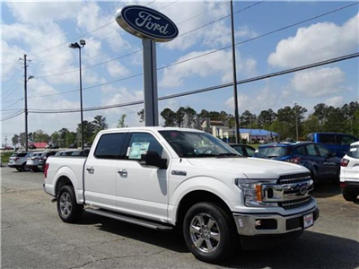 2018 F-150 SuperCrew Cab, Pickup #18T131 - photo 5