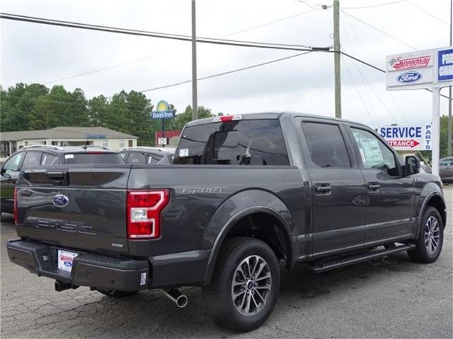 2018 F-150 SuperCrew Cab 4x2,  Pickup #18T309 - photo 7