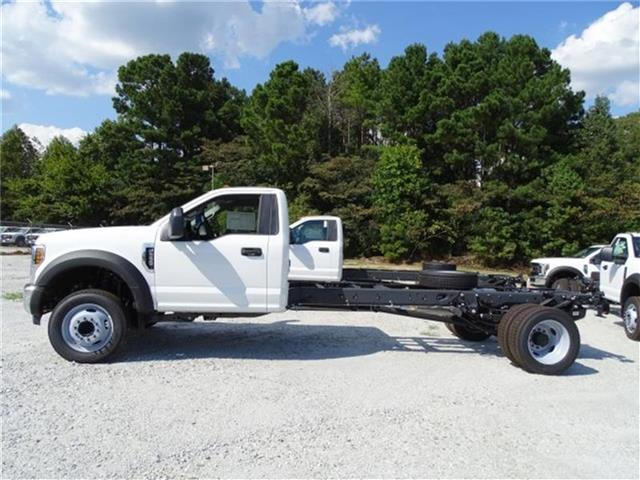2019 F-550 Regular Cab DRW 4x2,  Cab Chassis #19F004 - photo 2