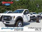 2019 F-550 Regular Cab DRW 4x2,  Cab Chassis #19F004 - photo 1
