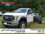2019 F-550 Regular Cab DRW 4x2,  Cab Chassis #19F031 - photo 1