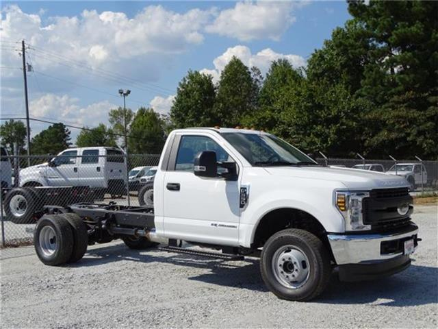 2019 F-350 Regular Cab DRW 4x4,  Cab Chassis #19F036 - photo 4