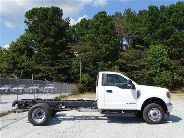 2019 F-350 Regular Cab DRW 4x4,  Cab Chassis #19F036 - photo 2