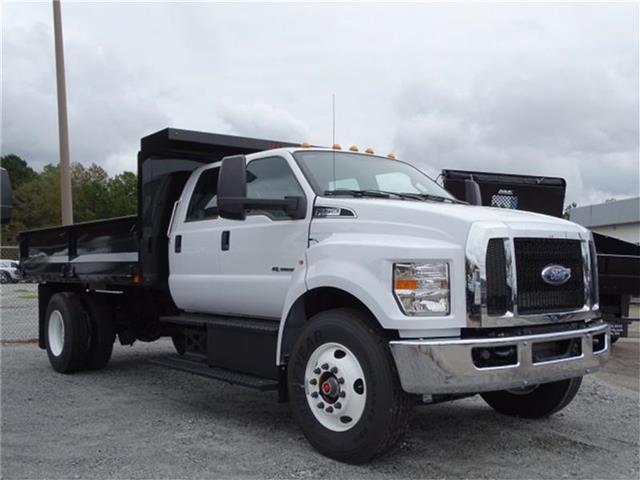 2019 F-750 Crew Cab DRW 4x2,  Dump Body #19F061 - photo 2