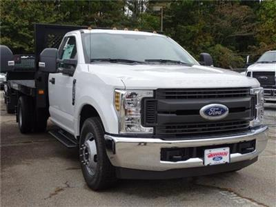 2019 F-350 Regular Cab DRW 4x2,  Knapheide Value-Master X Platform Body #19F078 - photo 4