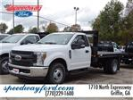 2019 F-350 Regular Cab DRW 4x2,  Knapheide Value-Master X Platform Body #19F078 - photo 1