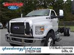 2019 F-750 Regular Cab DRW 4x2,  Cab Chassis #19F088 - photo 1