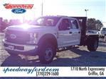 2019 Ford F-550 Crew Cab DRW 4x2,  Knapheide Platform Body #19F099 - photo 1