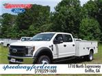2019 Ford F-450 Crew Cab DRW 4x4, Knapheide Service Body #19F307 - photo 1