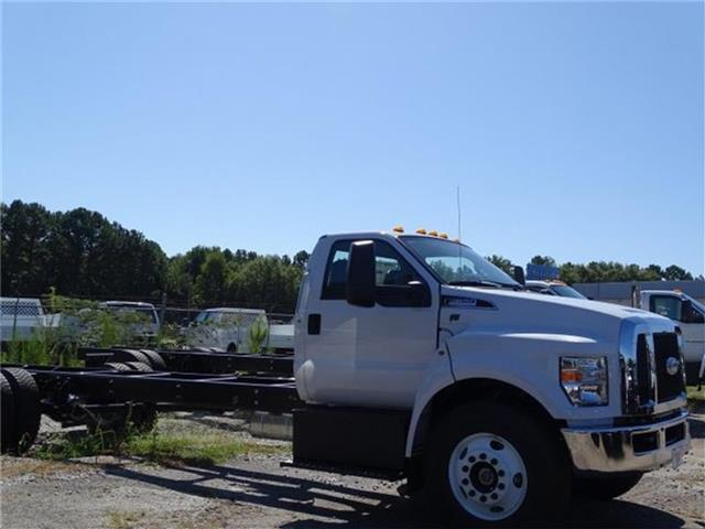 2019 Ford F-650 Regular Cab DRW 4x2, Cab Chassis #19F434 - photo 1