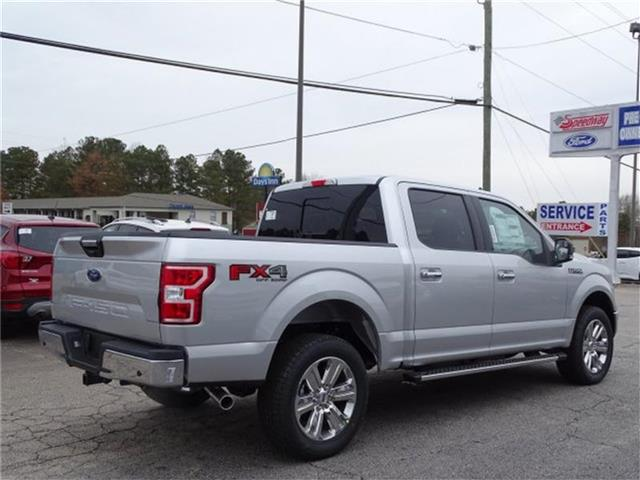 2019 F-150 SuperCrew Cab 4x4,  Pickup #19T052 - photo 7
