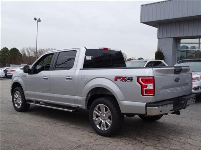 2019 F-150 SuperCrew Cab 4x4,  Pickup #19T052 - photo 2