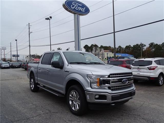 2019 F-150 SuperCrew Cab 4x4,  Pickup #19T052 - photo 5