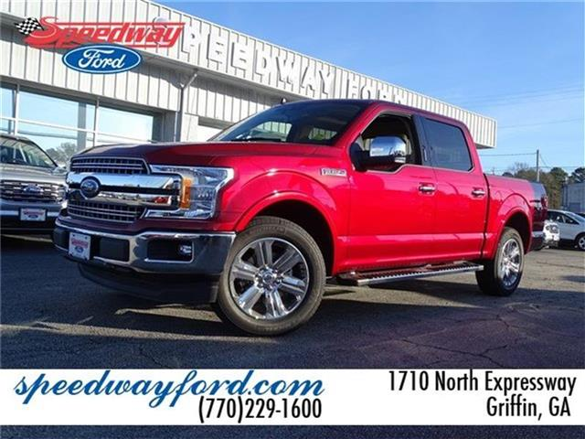 2019 F-150 SuperCrew Cab 4x2,  Pickup #19T083 - photo 1