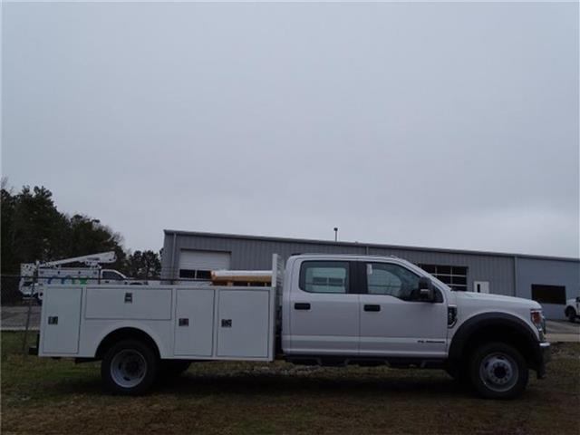 2020 Ford F-450 Crew Cab DRW 4x2, Warner Select Pro Service Body #20F011 - photo 21