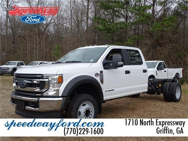 2020 Ford F-550 Crew Cab DRW 4x2, Cab Chassis #20F013 - photo 1