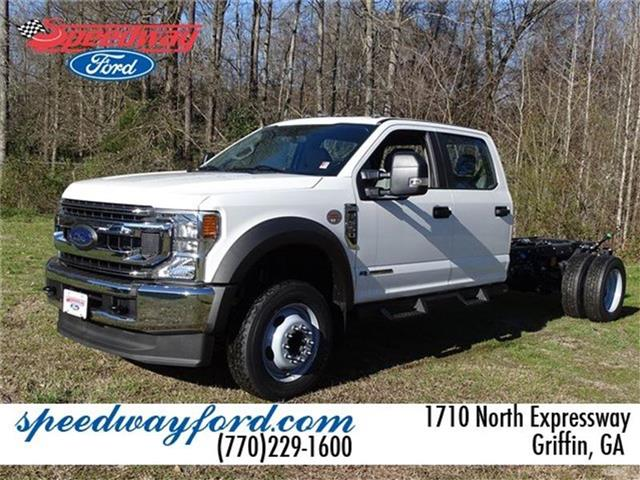 2020 Ford F-550 Crew Cab DRW 4x2, Cab Chassis #20F021 - photo 1
