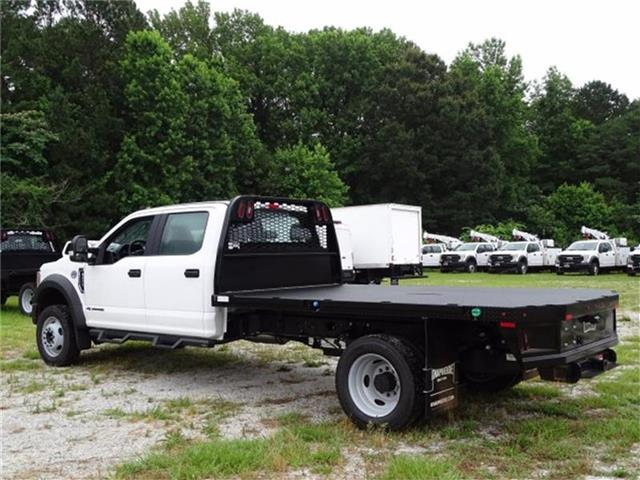 2020 Ford F-450 Crew Cab DRW 4x2, Knapheide Platform Body #20F094 - photo 1
