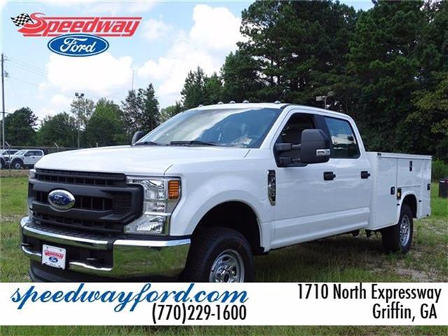 2020 Ford F-250 Crew Cab 4x4, Knapheide Steel Service Body #20F139 - photo 1
