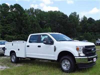 2020 Ford F-250 Crew Cab 4x4, Knapheide Steel Service Body #20F139 - photo 4