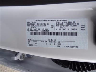 2020 Ford F-350 Crew Cab DRW 4x2, Knapheide PGNB Gooseneck Platform Body #20F203 - photo 30