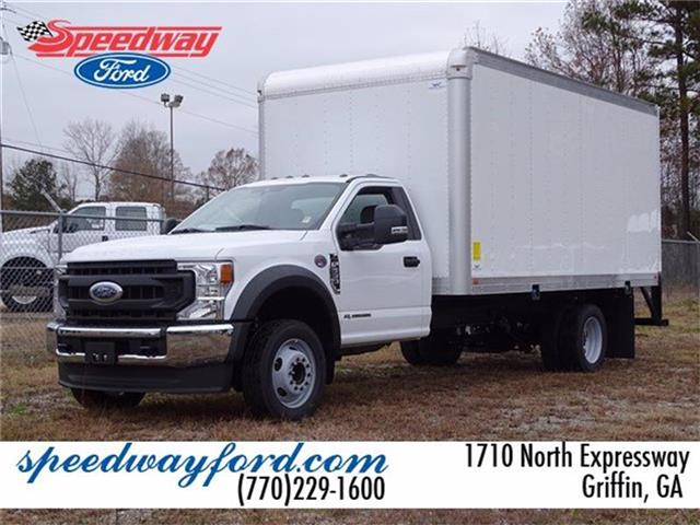 2020 Ford F-550 Regular Cab DRW 4x2, Smyrna Truck Cutaway Van #20F214 - photo 1