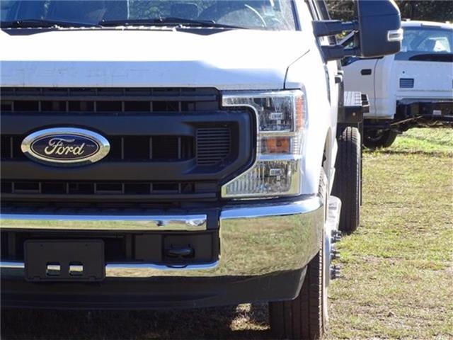 2020 Ford F-350 Crew Cab DRW 4x2, Knapheide Platform Body #20F218 - photo 1