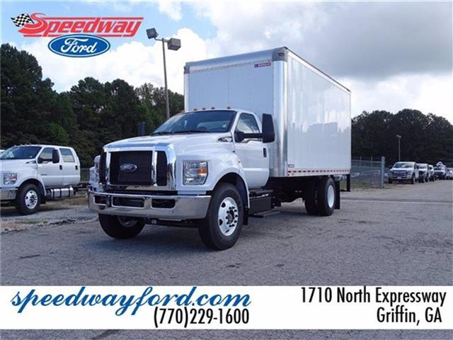 2021 Ford F-650 Regular Cab DRW 4x2, Morgan Dry Freight #21F013 - photo 1