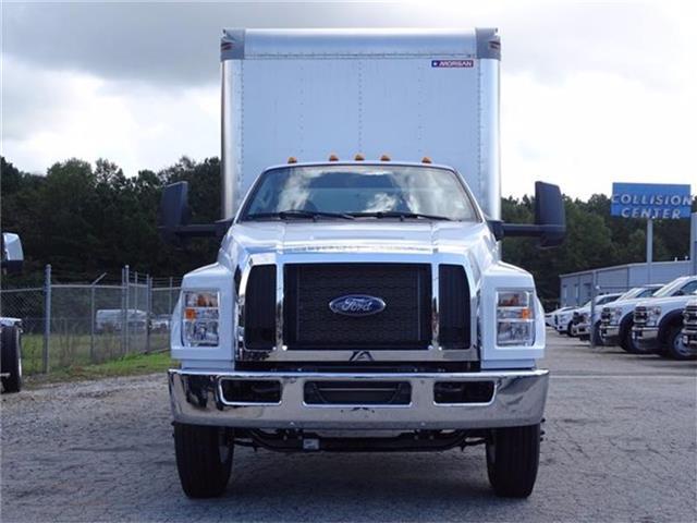 2021 Ford F-650 Regular Cab DRW 4x2, Morgan Dry Freight #21F013 - photo 4
