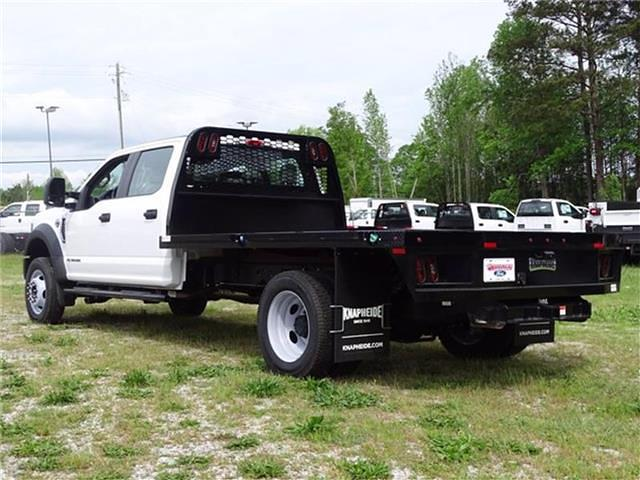 2021 Ford F-550 Crew Cab DRW 4x4, Knapheide Platform Body #21F138 - photo 1